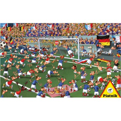 Puzzle Ruyer Fussball
