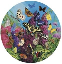 Puzzles - Schmetterlinge