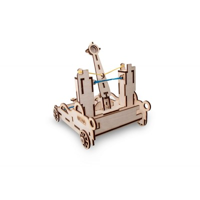 Eco-Wood-Art-02 3D Holzpuzzle - Ballista