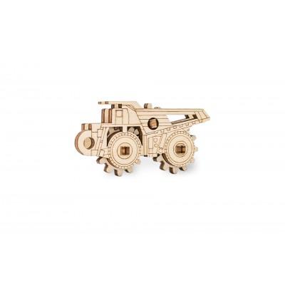 Eco-Wood-Art-49 3D Holzpuzzle - Belaz