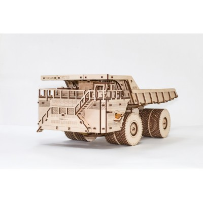 Eco-Wood-Art-56 3D Holzpuzzle - Belaz 75710