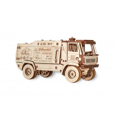Eco-Wood-Art-64 3D Wooden Puzzle - MAZ 5309RR 1:30