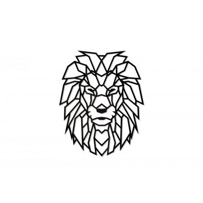 Eco-Wood-Art-76 Wooden Puzzle - Lion