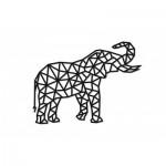 Eco-Wood-Art-80 Holzpuzzle - Elefant
