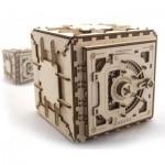 Ugears-12022 3D Holzpuzzle - Safe