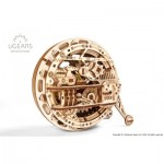 Ugears-12099 3D Holzpuzzle - Monowheel