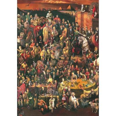 Puzzle  Art-Puzzle-4000 113 Famous People