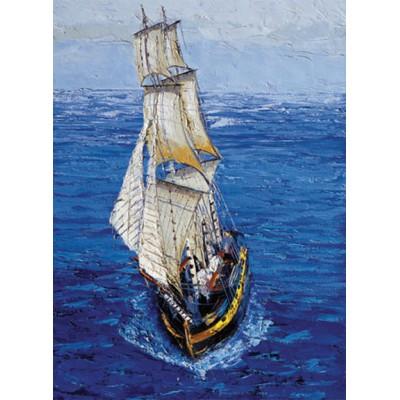Puzzle Art-Puzzle-4154 Segelschiff