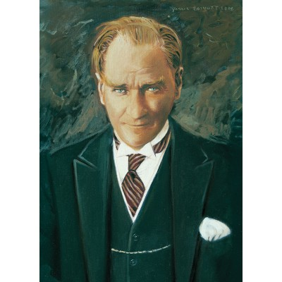 Puzzle  Art-Puzzle-4157 Ghazi Mustafa Kemal Atatürk