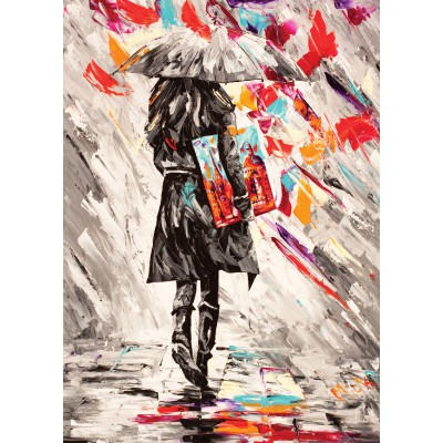 Puzzle  Art-Puzzle-4165 Art Critic