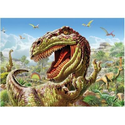 Puzzle  Art-Puzzle-4170 Dinosaurier