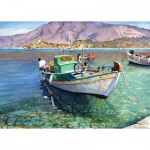 Puzzle  Art-Puzzle-4186 Boat: Panormitis