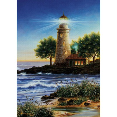 Puzzle  Art-Puzzle-4195 Beacon of Joy