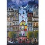 Puzzle  Art-Puzzle-4199 Traumstraße