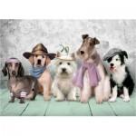 Puzzle  Art-Puzzle-4205 Hunde