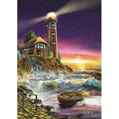Puzzle  Art-Puzzle-4210 Der Leuchtturm