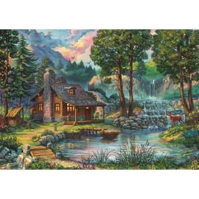 Puzzle Art-Puzzle-4223 Fairytale House