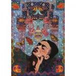 Puzzle  Art-Puzzle-4228 Frida