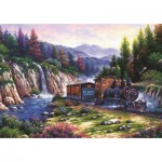 Puzzle  Art-Puzzle-4233 Zugreisen