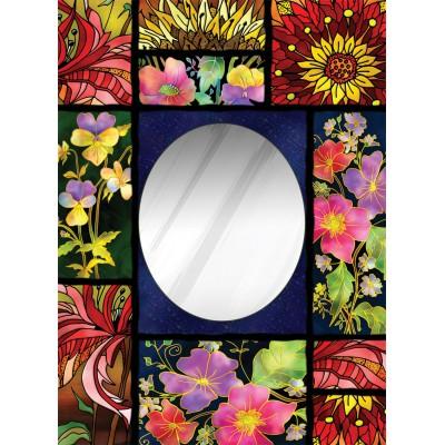 Art-Puzzle-4266 Puzzle-Spiegel - Patchwork