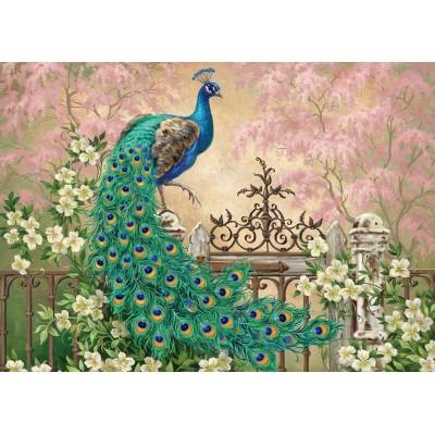 Puzzle Art-Puzzle-4272 Peacock