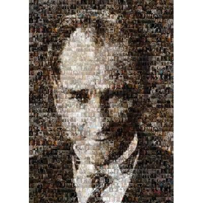 Puzzle  Art-Puzzle-4285 Mustafa Kemal Atatürk