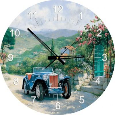 Art-Puzzle-4296 Puzzle-Uhr - Mein ganzer Stolz