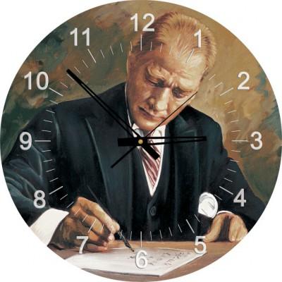 Art-Puzzle-4298 Puzzle-Uhr - Ghazi Mustafa Kemal Atatürk