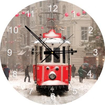 Art-Puzzle-4299 Puzzle-Uhr - Beyoglu, Türkei