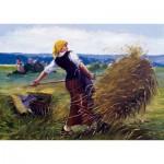 Puzzle  Art-Puzzle-4303 Harvest