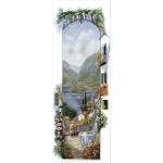 Puzzle  Art-Puzzle-4335 Peter Motz: Lago Maggiore