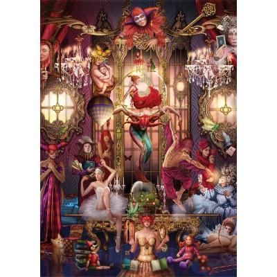 Puzzle Art-Puzzle-4353 Orakel