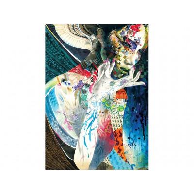 Puzzle  Art-Puzzle-4358 Indian