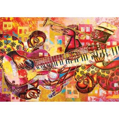 Puzzle Art-Puzzle-4362 Orchester