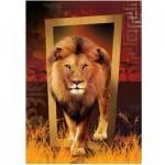Puzzle  Art-Puzzle-4374 König des Dschungels