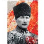 Puzzle  Art-Puzzle-4377 Mustafa Kemal Atatürk