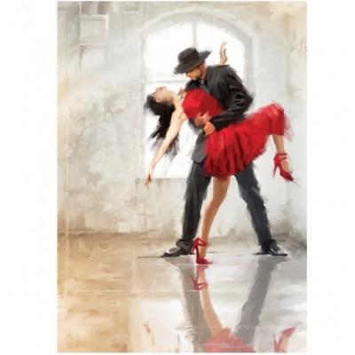 Puzzle  Art-Puzzle-4381 Der Tanz der Leidenschaft