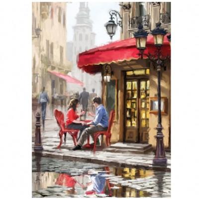 Puzzle  Art-Puzzle-4383 Feier