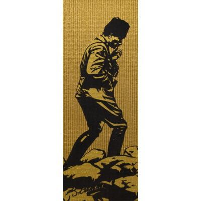 Puzzle Art-Puzzle-4418 Mustafa Kemal Atatürk