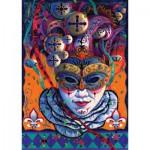 Puzzle  Art-Puzzle-4460 David Galchutt: Karneval