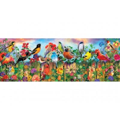 Puzzle Art-Puzzle-4475 Vögel im Frühling