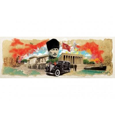 Puzzle  Art-Puzzle-4476 Atatürk