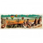 Puzzle  Art-Puzzle-4478 Collage - Nevsehir