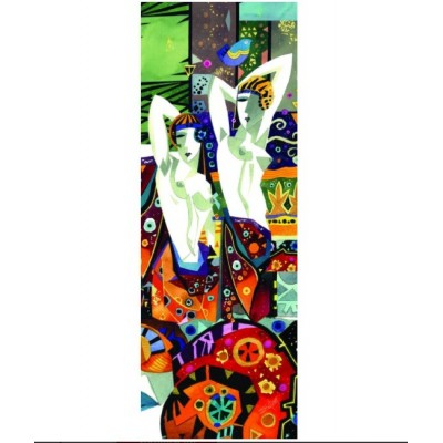 Puzzle Art-Puzzle-4482 Daring