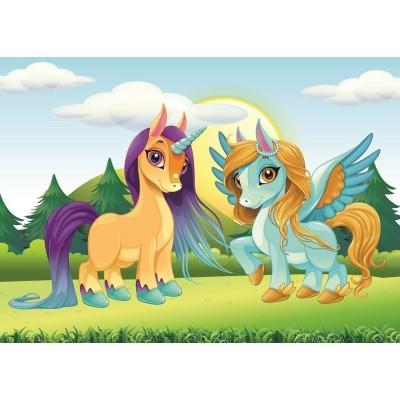 Puzzle  Art-Puzzle-4500 XXL Teile - Little Pegasus