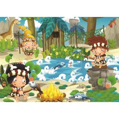 Puzzle  Art-Puzzle-4508 Picknick