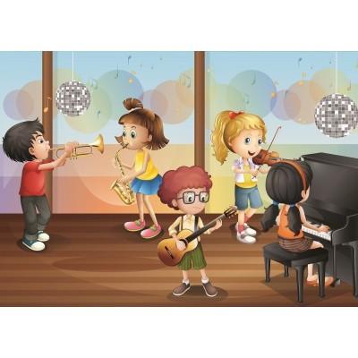 Puzzle  Art-Puzzle-4510 Orchester
