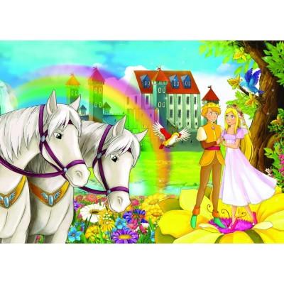 Puzzle  Art-Puzzle-4520 Fairytale