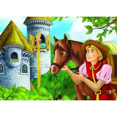 Puzzle  Art-Puzzle-4521 Rapunzel