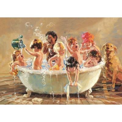Puzzle  Art-Puzzle-4528 Sparkling Babies